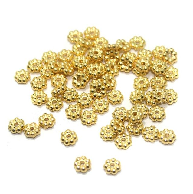 100 Gm CCB Chakri Golden 4 mm