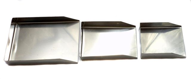 Shovel Set (3 Pcs) 2 - 3.5 Inch