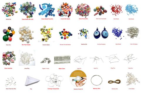Beginners Jewellery Making DIY Kit