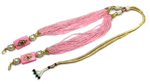 Necklace Dori Pink, Pack Of 1 Pc