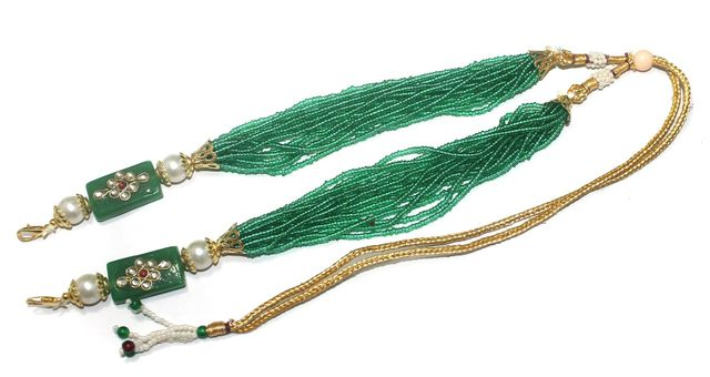 Necklace Dori Green, Pack Of 1 Pc