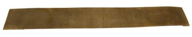 500 Gm 29 Gauge Brass Craft Sheet 2 Inch Wide and 14 Inch Long