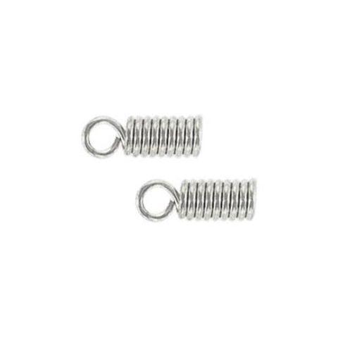Buy 1 Get 1 Free Foppish Mart Silver Screw Clasps Jewellery Findings