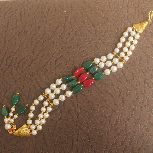 Beaded Multicolor Bracelet