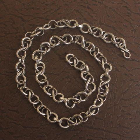 German Silver Trendy Funky Chain