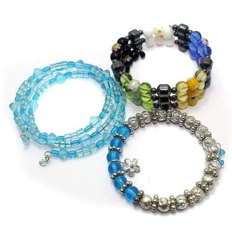 Beadsnfashion Jewellery Bracelet Combo Set