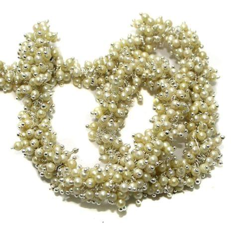 50 Gm Loreal Pearl Beads 3mm
