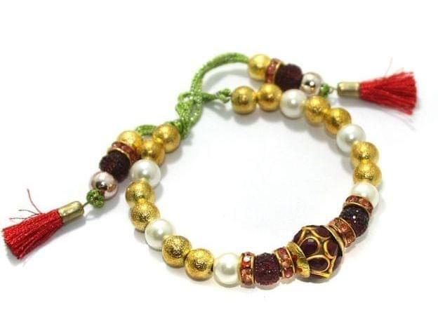 Pacchi Beaded Bracelet For Girls