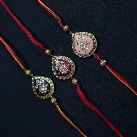 Designer Rakhi Pack Of 3