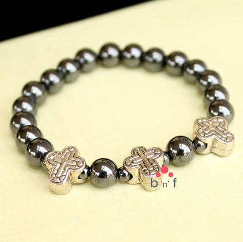 Magnetic Beads Handwrist for Positivity and Success