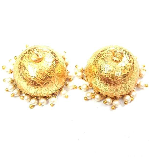 Metal Jhumki 24mm