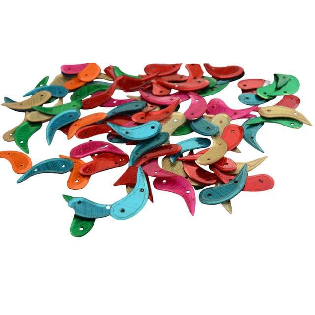 Foppish Mart Colourful Fish Shaped Sequins