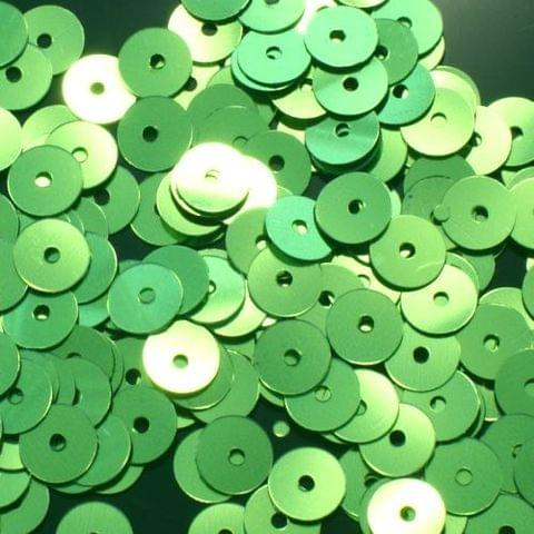 Buy 1 Get 1 Free Foppish Mart Green Disc Shaped Sequins