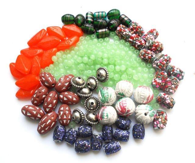 Assorted Beads Combo 7
