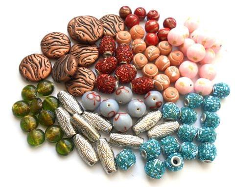 Assorted Beads Combo 9