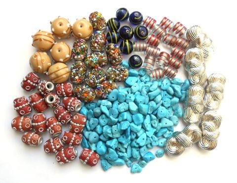 Assorted Beads Combo 5
