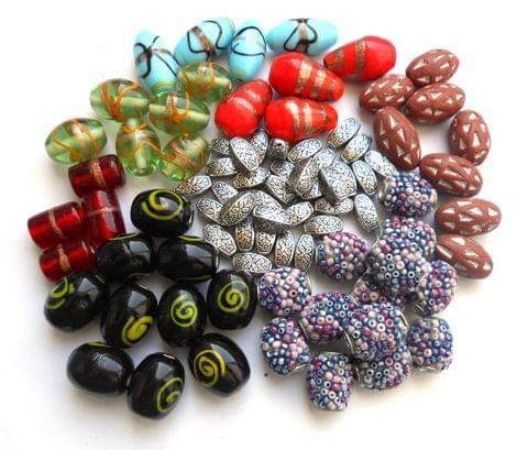 Assorted Beads Combo 8
