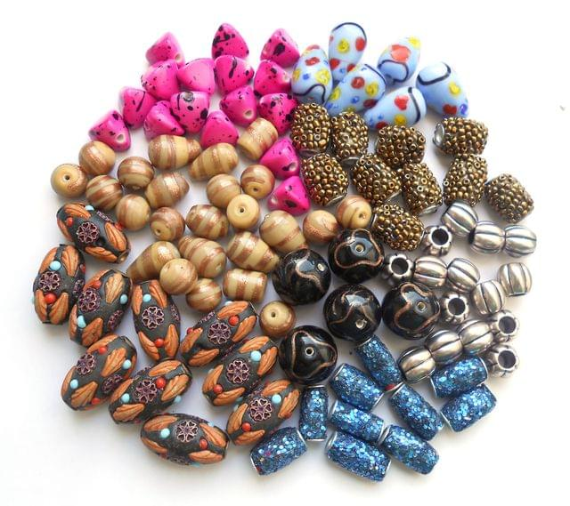 Assorted Beads Combo 1
