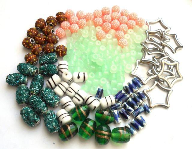 Assorted Beads Combo 10
