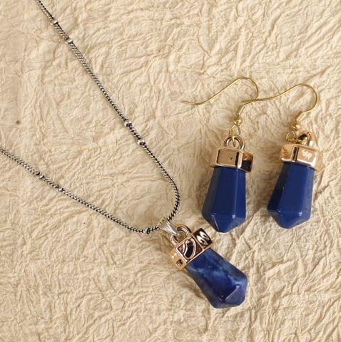 Light Weight Pendant Set Blue