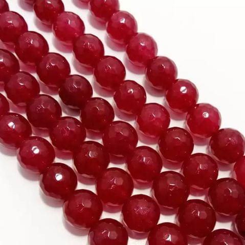 Rubi Agete Beads 4MM, 2 Strings