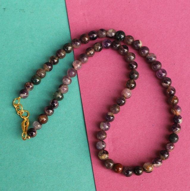 Amethyst Gemstone Necklace