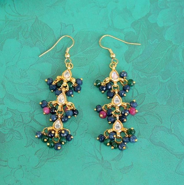Preet Kundan Earrings