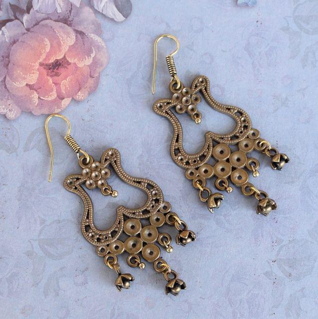 Aarambh Antique Earring