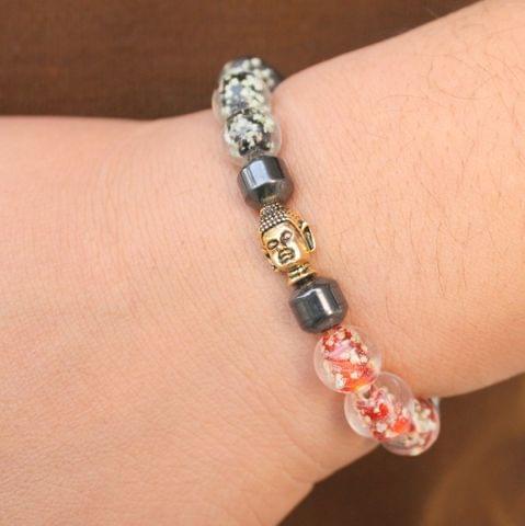 Crystals Glow In the Dark Bracelet