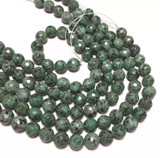 Turquiose Agate Beads 12MM 2 String