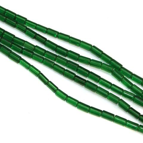 5 Strings Glass Tube Green
