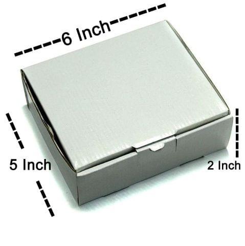 Beads Storage Boxes 100 Pcs, 1 Kg Storage Capacity 6x5x2 Inch