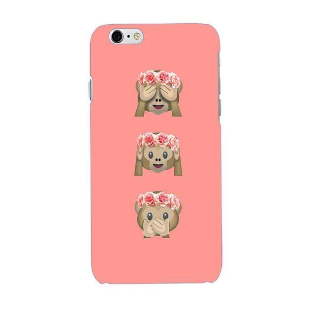 Cute Monkeys Case