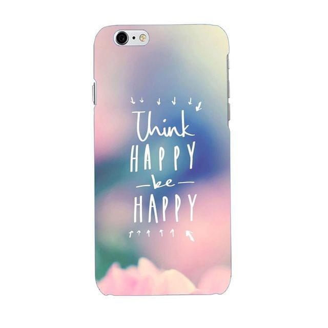 Think Happy Be Happy Case