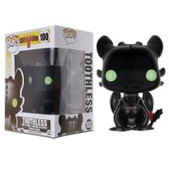POP Figure Movies How To Train Your Dragon 2 Toothless PVC