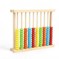 Wooden Abacus Frame Kids Educational Counting Toy for Kids