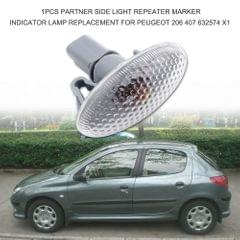 1PCS Partner Side Light Repeater Marker Indicator Lamp