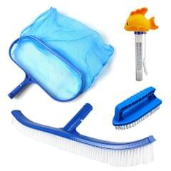 4 Pcs Swimming Pool Maintenance Kit Cleaning Tool