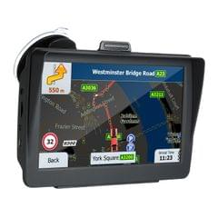 "7""HD GPS Navigation System 8G Voice Guidance and Directional - EU"