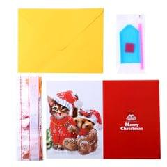 5D Diamond Painting Christmas Cards Diamond Embroidery - Style 16