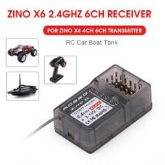 ZINO X6 2.4Ghz 6CH Receiver for ZINO X4 4CH 6CH Transmitter