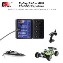 FlySky FS-BS6 Receiver 2.4Ghz 6CH AFHDS2 for FlySky FS-GT5