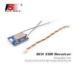 Flysky FS-X8B Receiver 8CH 2.4G i-Bus/PPM Receiver for