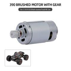 XINLEHONG TOYS 390 Brushed Motor with Gear for 1/10 9125