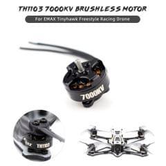 EMAX Tinyhawk Freestyle Brushless Motor TH1103 7000KV 1-2S