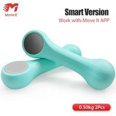Xiaomi Youpin Move It Beat Dumbbell Portable Mini USB - 0.5kg Smart Version
