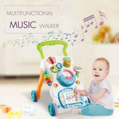 Multifunctional Toddler Trolley Sit-to-Stand ABS Musical