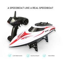H830 RC Boat 2.4GHz 25KM/h Self-righting Water Cooling