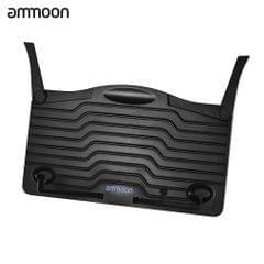 ammoon Mini Desktop Music Stand Portable Cookbook Tablet