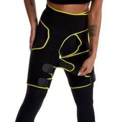 Three-In-One Lift Hip Tummy Belt Moulding Bodybuilding - XXL/3XL